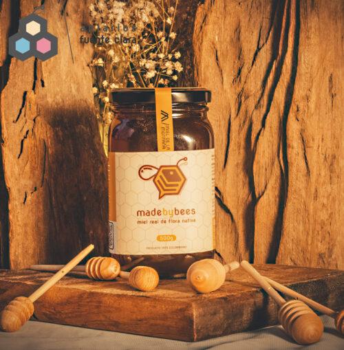 miel de la montaña